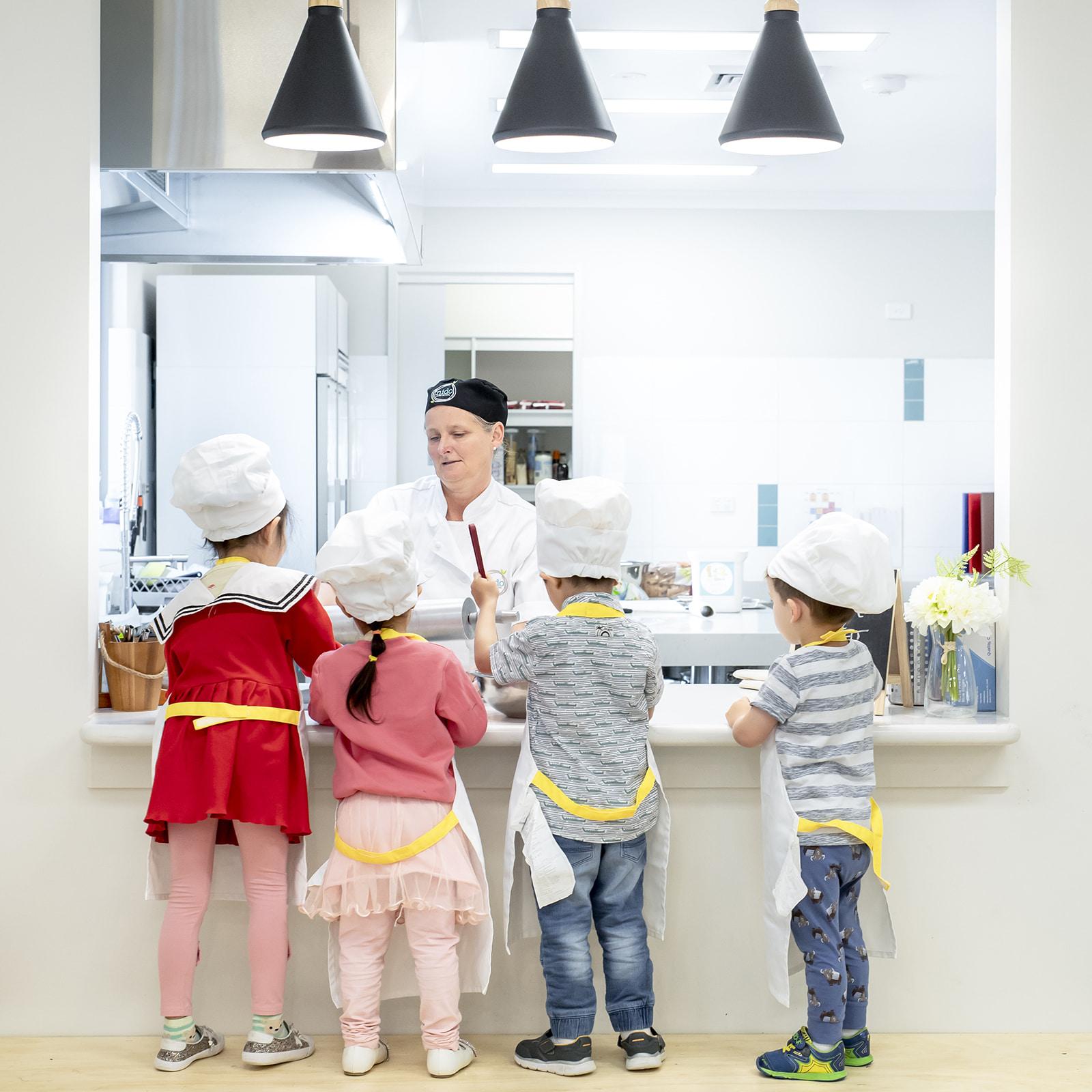 Mini MAster Chef Classes